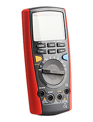 UNI-T UT71A Intelligent LCD multímetro digital voltímetro amperímetro Ohmmeter