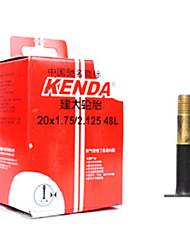 Kenda 20 * 1,75 / 2.125 butilo Av goma tubo mtb 48mm