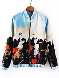 2014 летом новый приход мультфильм граффити мини куртка