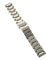 22mm High Quality Precise Stainless Steel Watchband Cool Watch Unique Watch