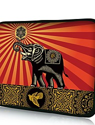 Elonno Elephant 10'' Tablet Neoprene Protective Sleeve Case for Dell HP iPad 2/4/5 Samsung Galaxy Note 10.1/Tab 3