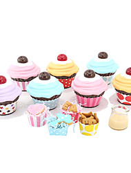 Sweet Dessert Shape Saving Bank Toys for Gifts