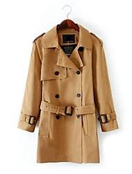MPK™ Women's Fashion Pure Trench Coat