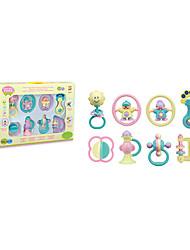 belles multi-forme les enfants bague de bébé des jouets de cloche