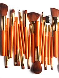 19Pcs High Quality Makeup Brushes Set