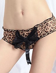 Women's Sexy Playful Multicolored Ribbon with Bow Women's Panties