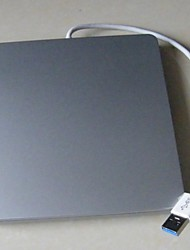 Ultra-Slim Portable USB 3.0 Slot-in DVD RW for MacBook Pro / MacBook Air / Mac Mini