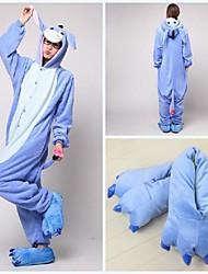 kigurumi Pyjamas Âne Collant/Combinaison Chaussons Fête / Célébration Pyjamas Animale Halloween Mosaïque polaire Kigurumi Pour Unisexe