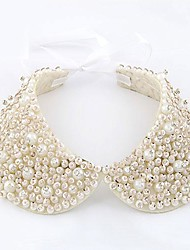 Fashion Wild Pearl Short Necklace