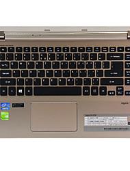 cooskin ne027 acer couvercle de clavier d'ordinateur portable