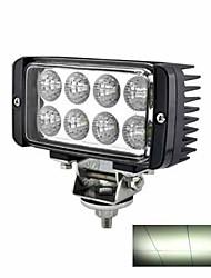 24W Flood Beam  LED Work Light LED Driving Light LED Farm Wkrk Lights CREE LED for Car for Trucks