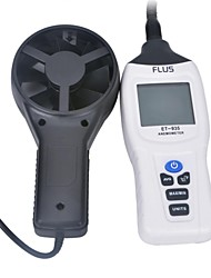 grippes et-935 -range anémomètre numérique (0,5 m / s ~ 30m / s)