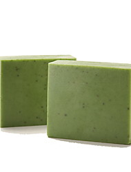 [Amini] Natural atopy skin major care handmade product Sea grass facial soap bar