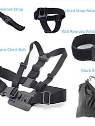 Accessories For GoPro,Chest Harness Front Mounting Case/Bags Hand Straps Smart RemotesFor-Action Camera,Gopro Hero 5 Nylon