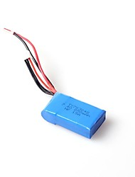 WL Toys Accessory 7.4V 850mAh JSJ Plug Lipo Battery for WL V912 RC Heliopter L959/L979 4WD RC Hobby Buggy Car