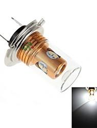H7 10W  8x2323 SMD 900lm 6000~6500K  White Light  LED For Car Headlamp (DC10~30V)
