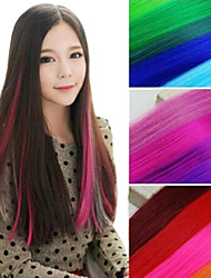 In evidenza Colore Soft Clip in Hair Extension 20Inch 20pc/lot