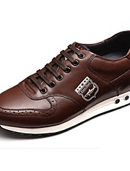Men's Shoes PierreShark® Sports And Casual Flat Heel Oxfords Elevator Shoes More Colors available