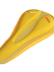 INBIKE Silica Gel Yellow Cycling Saddle Cover