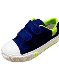 Sneakers de diseño ( Negro/Azul/Blanco ) - Comfort - Lienzo
