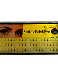 60 Eyelashes lash Eyelash Volumized Fiber