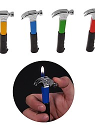Creative Hammer Metal Lighters Toys(Random Color)