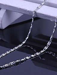 Collier-Colliers chaînes - enAcier au titane- pourQuotidien / Casual-Z & X®