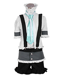 VOCALOID Like a Rolling Star Hatsune Miku Cosplay Costume