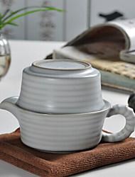 cinese insieme di tè di porcellana, 1 pc teiera, 1 pc tazza di tè