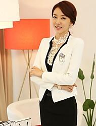 Chaoliu New Korean Style Womens Long Sleeves Coat