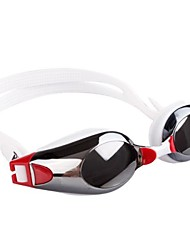 Anti-fog UV Shield Protect Waterproof Electroplating High Quality Swimming Glasses  Assorted Color