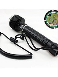 LED Flashlights / Headlamps / Lanterns & Tent Lights / HID Flashlights / Bike Lights / Diving Flashlights Mode 4500 LumensWaterproof /