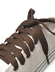 Fabric Shoeslaces Insoles & Accessories for Shoes One Pair Pack