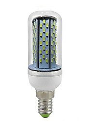 6W E14 Ampoules Maïs LED T 120 SMD 3014 550 lm Blanc Froid Décorative AC 85-265 V