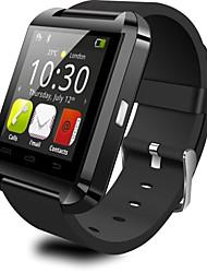 u kijken U8 touch-screen bluetooth horloge met een stappenteller