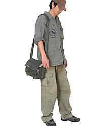 ein-Schulter-wasserdicht photography Paket für Canon / Nikon D7000 / D90 / 600d / 550d / 60d (Größe: m)