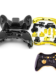 Ersatz Gehäuse Case&Zubehör für Xbox 360 Controller