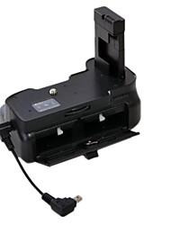 meike® aperto da bateria verticais para Nikon D5100 en-EL14