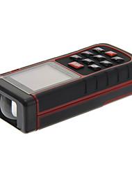 60m télémètre laser à main noir
