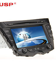 CUSP® 7 Inch 2Din Car DVD Player for HYUNDAI VELOSTER 2011-2013 Support GPS,Canbus,BT,RDS,Game,iPod