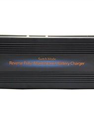 CLEN 12V/24V 25A Voltage Switchable Battery Charger