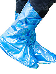 PVC Insoles & Accessories for Shoes Covers Blue
