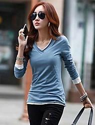 camicia a maniche lunghe il grande codice sottile delle donne