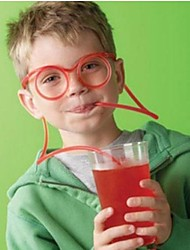 Funcky Ones Funny Glasses A Straw