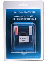 Professional LCD Screen Protector Optical Glass Special for Sony a900 DSLR Camera