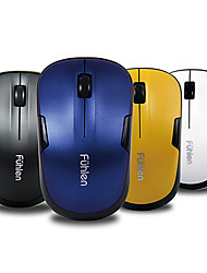 Fuhlen A06G Include Mousepad Power Saving Wireless Mouse 1000 DPI