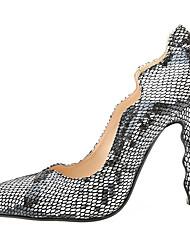 Camurça , Como na Imagem ) Sapatos de Senhora - Plataforma