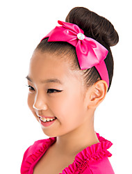 Performance/Dancewear Spandex Bowknot Headband Headpeice