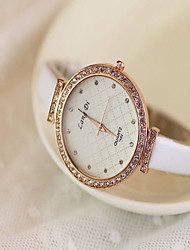 AIOLIA Women's Watch Diamond Case Fine with Quartz Watch Big Brand Watch