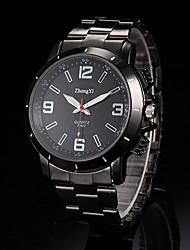 Men's Watch Dress Watch Big Numeral Dial